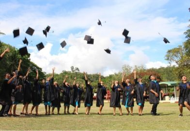 17 DOST Scholars in Caraga graduate with Latin Honors