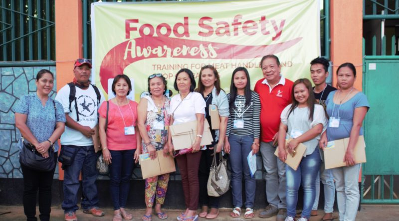 DOST coaches MSMEs in Dinagat on Food Safety, Laws and Regulations