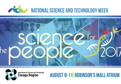 #NSTW2017: DOST-Caraga to hold reg'l science and tech week