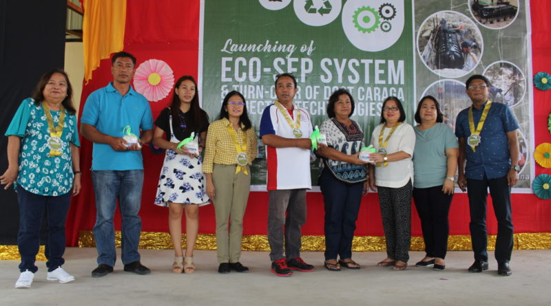 DOST launches tech for wastewater treatment in Siargao