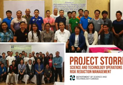 DOST Caraga trains LGUs on utilizing tools for DRR