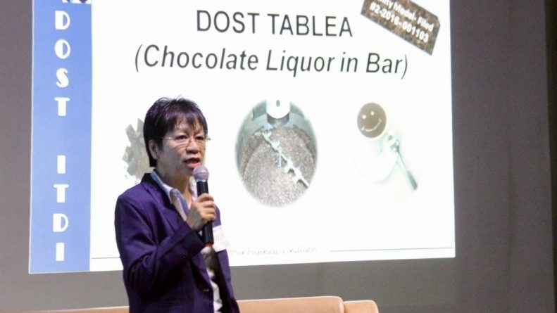 DOST-developed processing technologies to improve cacao-based products