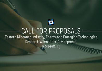 Call for Proposals: Industry, Energy and Emerging Technologies
