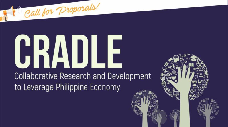 Call for proposals: Collaborative Research and Development to Leverage Philippine Economy